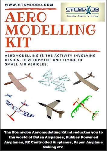 Balsa Wood Aeromodelling Kit Basic Combo